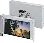 4 X 6 Framesless Picture Frames